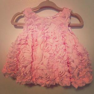 🚼 Cat & Jack Pink Infant Dress  |  BRAND NEW
